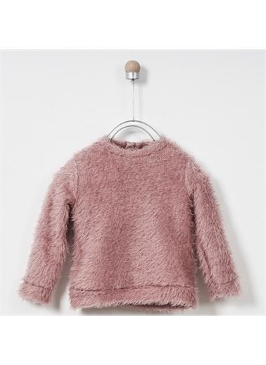 Panço Sweatshirt 19231057100 Pembe